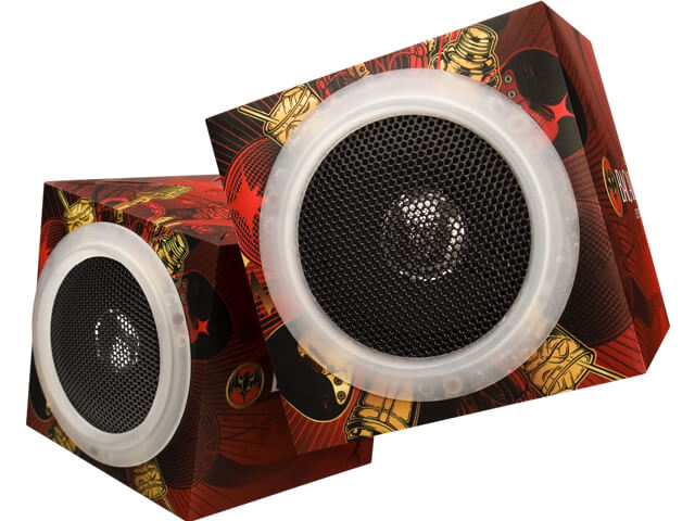 Barcardi Portable Speakers