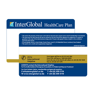 Interglobal Credit Cards